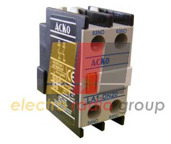 Додатковий контакт ДК-20 (LA1-DN20)