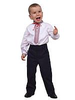 """Рубашка детская для мальчиков  М-877  рост 98 """"вышиванка"""", фото 1"""