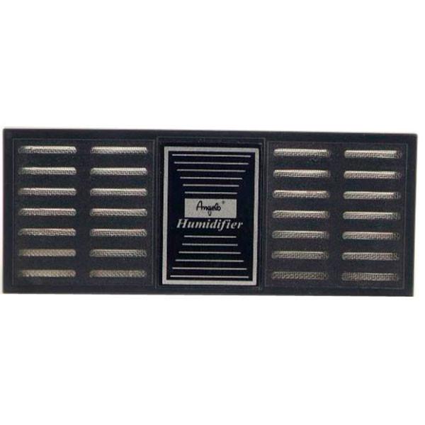 Увлажнитель 92108 прямоугольный, черный пластик/магнит, 16.7х6.4х2.1 см