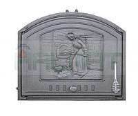 Дверцы чугунные DCHS1 485x410, фото 1