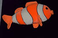 Рыбка подушка