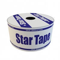 Капельная лента Star Tape /Aqua Plus 10 см 0.75 л/ч 1000 м