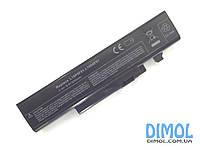 Аккумулятор для ноутбуков Lenovo IdeaPad Y470 series, black, 5200mAhr, 10.8-11.1v