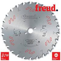 Пилы дисковые Freud LU1C 300×3,2/2,2×30 Z=26 для продольного пиления для циркулярки и многопилов