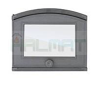 Чугунные дверцы DP-1 - 315х370
