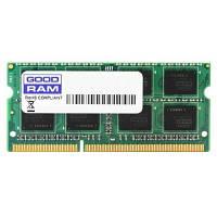 Модуль памяти SoDIMM DDR3 4GB 1600 MHz GOODRAM (GR1600S364L11S/4G)