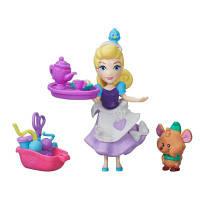 DPR Игровой набор маленькая кукла Принцесса и ее друг Золушка, B5331