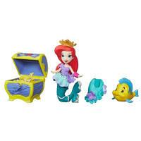 DPR Игровой набор маленькая кукла Принцесса с аксессуарами Ариель, B5334