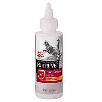Nutri-Vet Ear Cleanse НУТРИ-ВЕТ ЧИСТЫЕ УШИ ушные капли для кошек