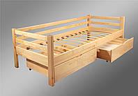 Кровать деревянная детская Школьник, Evr