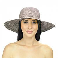 Темно-коричневые женские шляпы оптом.