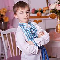 Вышиванка для мальчика (ручная робота, 6-7 лет), фото 1