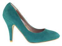 Яркие весенние туфли