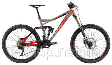 Cube Fritzz 180 HPA Race 26  2014