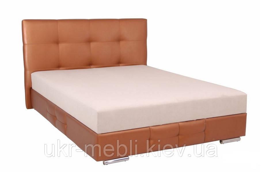 Кровать двуспальная Мега 140х200, Алис-м