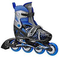 Роликовые коньки Roller Derby Boy's Tracer 32-37 размера. , фото 1
