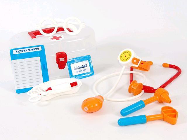 Детский набор достора с инструментами Орион