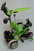 Трехколесный велосипед Lexus-Trike LX-600 green