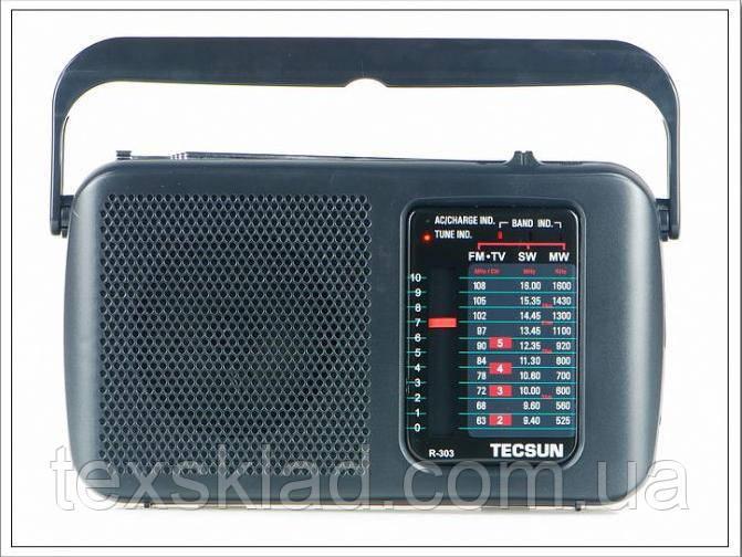 Радио TECSUN R-303