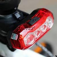 Задний велосипедный аккумуляторный габарит HJ-037