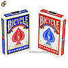 """Игральные карты """"Bicycle"""" - для покера и фокусов"""