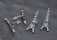 Серьги Париж