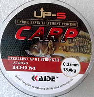 """Леска  KAIDE """"UP-S Carp"""" 0,40 мм (100 метров)"""