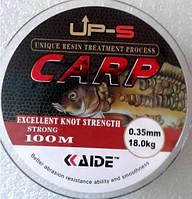 """Леска  KAIDE """"UP-S Carp"""" 0,25 мм (100 метров)"""