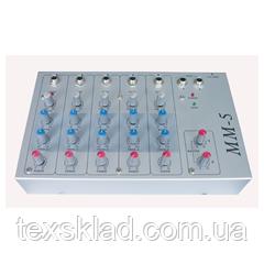 Микшерный пульт MM5 ECHO