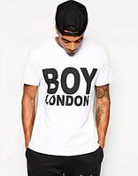 Стильная мужская футболка серая Boy London