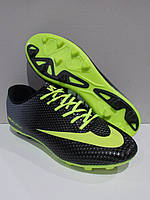 Копы  футбольные Walked Nike чёрные