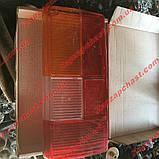 Рассеиватель (стекло) заднего фонаря ваз 2105 задний левый, фото 3
