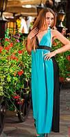 Платье сарафан женское длинное Р60