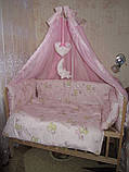 Защита  в детскую кроватку , фото 4