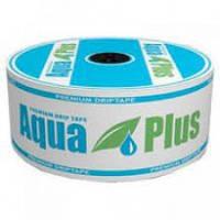 Капельная лента Aqua Plus/Star Tape 1 л/ч 20 см 2300 м, фото 1