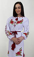 """Женская вышитое платье """"Зоряна"""" 112"""