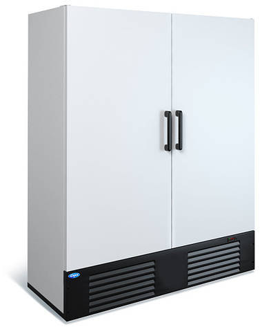 Холодильный двухдверный шкаф Капри 1,5 М, фото 2