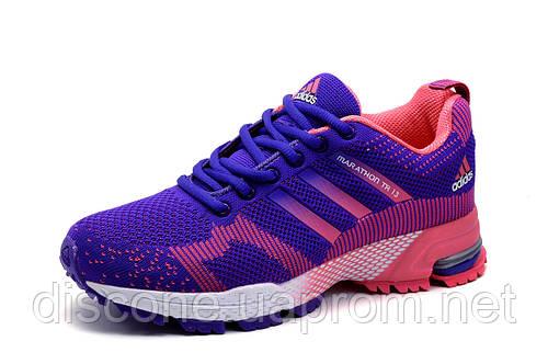Кроссовки Adidas Marathon TR 13, женские/подросток, фиолетовые