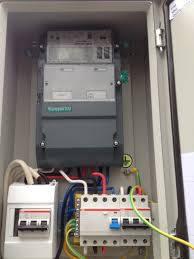 Установка автоматических выключателей трехфазных на щиток