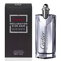 "Туалетная вода Cartier ""Declaration d'Un Soir"""
