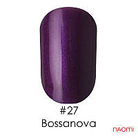 Гель-лак Naomi Gel Polish 27 - Bossanova, 6 мл