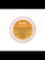 Ремувер для ресниц кремовый Kodi 15 g