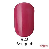 Гель-лак Naomi Gel Polish 28 - Bouquet, 6 мл