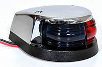 Навигационный огонь LED комбинированный красный-зеленый, фото 1