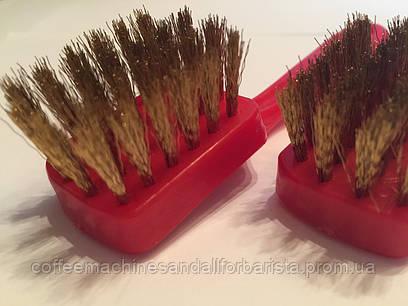 Щетка для чистки кофемашины (Brass brush)