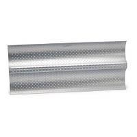 Форма для 2-х багетов перфорированная 38х16 см Patisse 03663