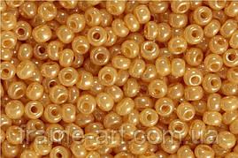 Бисер 47115 (10505) Preсiosa (Чехия) телесный жемчужный 25г 33119