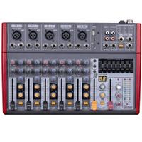 Мікшерний пульт F802MP3+EQ