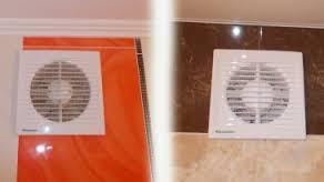 Установка врезного или канального вентилятора