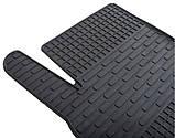 Резиновые передние коврики в салон Peugeot 301 2012- (STINGRAY), фото 2